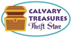 Calvary Treatures Thrift Store