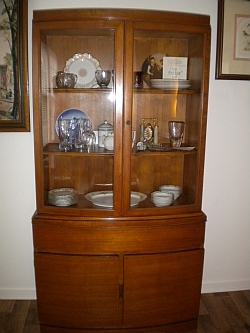 antique cabinetry