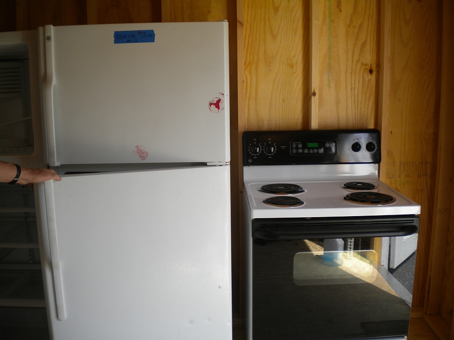 used kitchen appliances