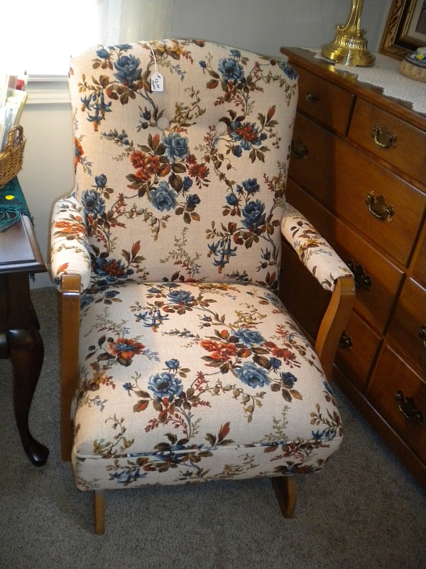 Second-hand Ornate Arm-Chair for sale