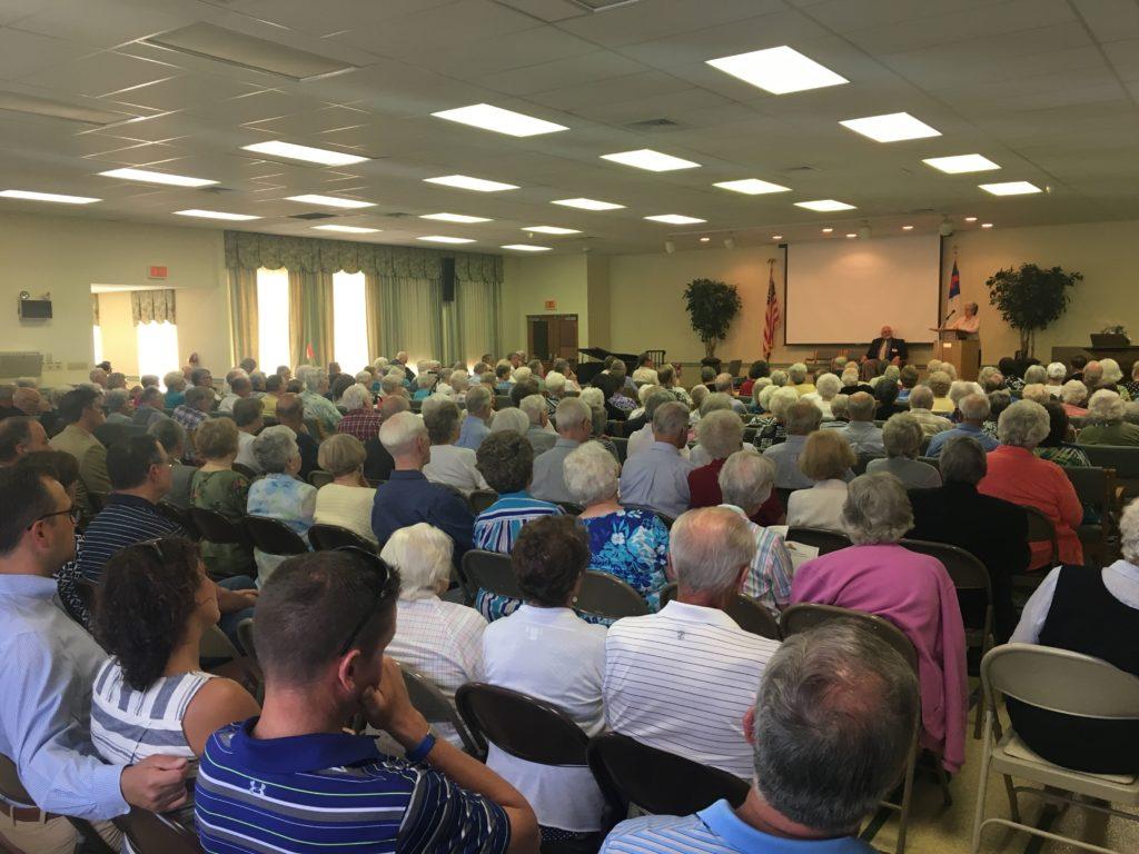 Congregational service