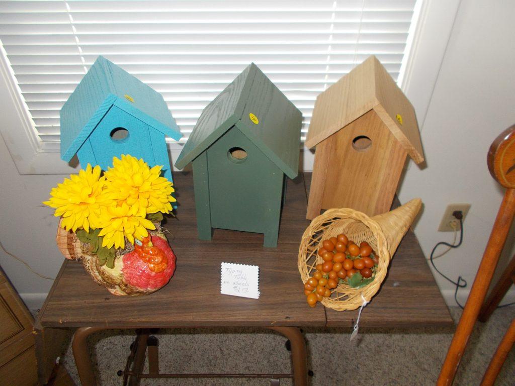 Birdhouses for sale