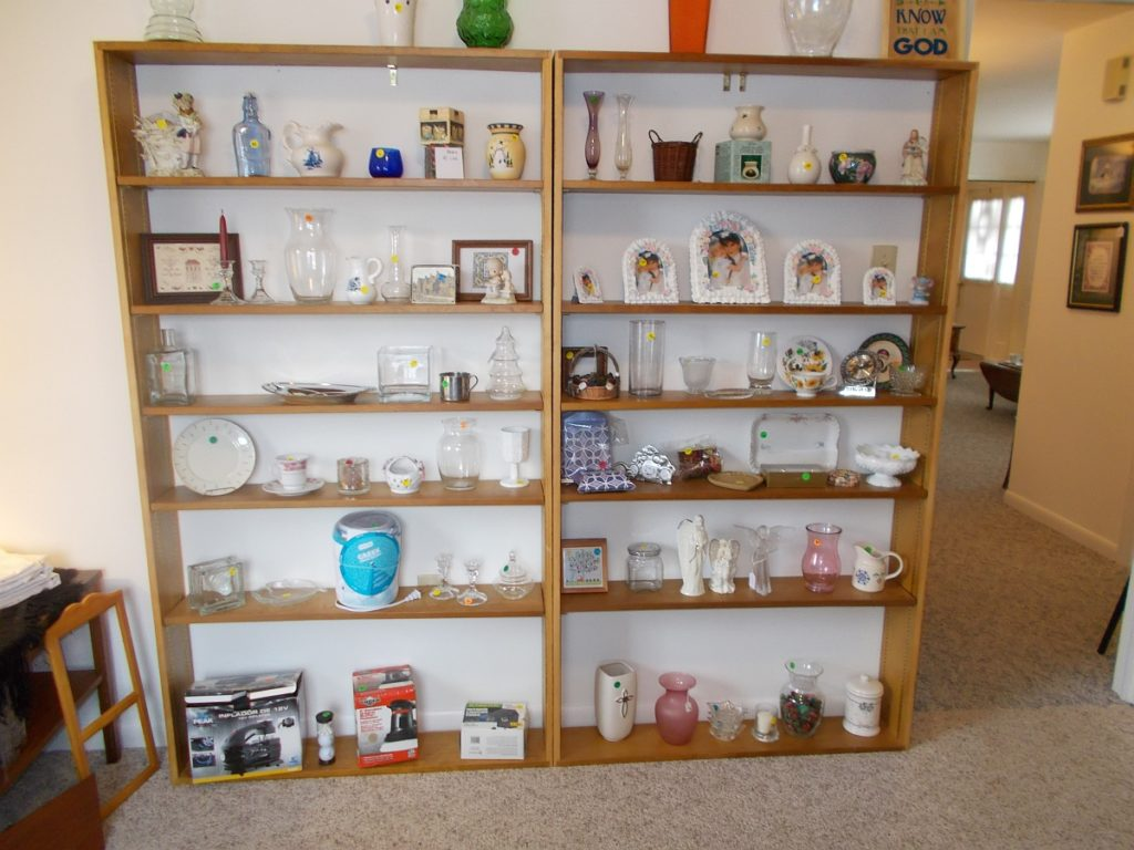 various dishware for sale