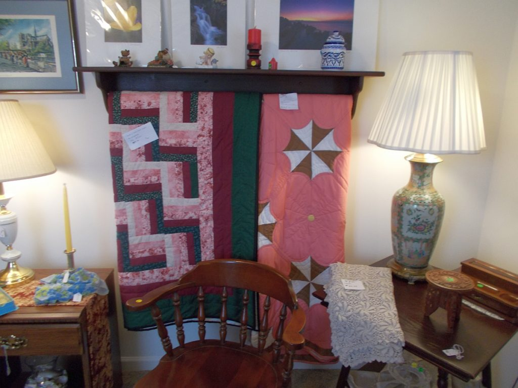 Various Quilts for sale